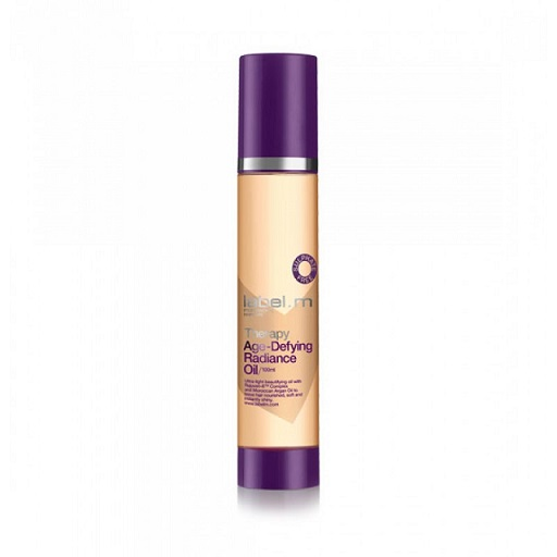 label m therapy age defying radiance oil femall.gr