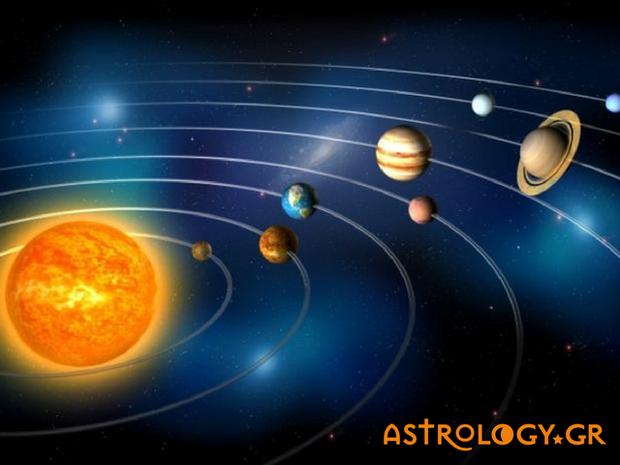 Οι Πλανήτες στην αστρολογία