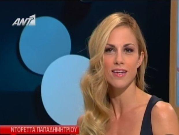 Ντορέττα Παπαδημητρίου: Είναι το φαβορί του DWTS 3;