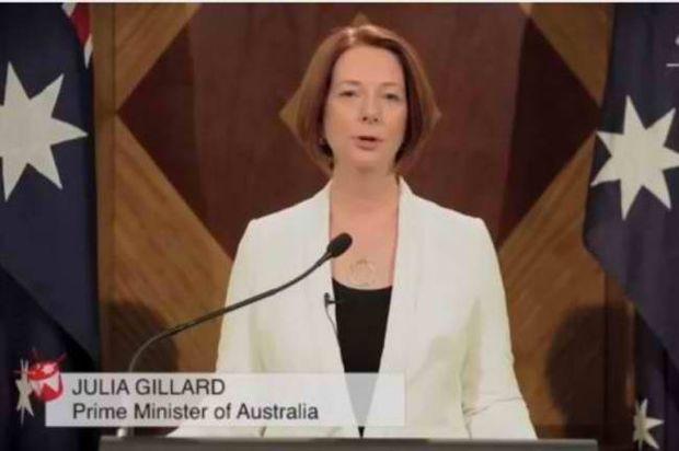 Η πρωθυπουργός της Αυστραλίας προειδοποιεί για το τέλος του κόσμου
