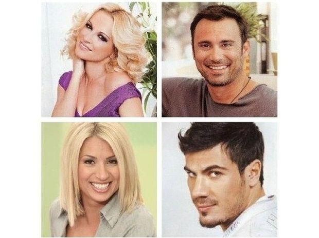 6 διάσημοι Έλληνες εξομολογούνται με ποιον και που θα θέλανε να περάσουν τα ιδανικά Χριστούγεννα!
