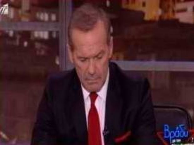 Βούρκωσε on air ο Πέτρος Κωστόπουλος-Τι «λύγισε» τον παρουσιαστή;