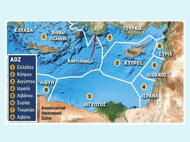 Τουρκία: Με τα μάτια στραμμένα στο Καστελόριζο