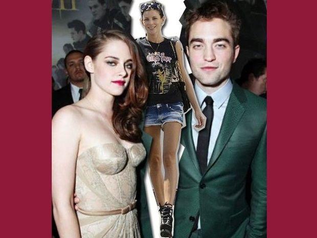 Η απόλυτη εκδίκηση: Ο Robert Pattinson «παρηγορεί» την... Liberty Ross!
