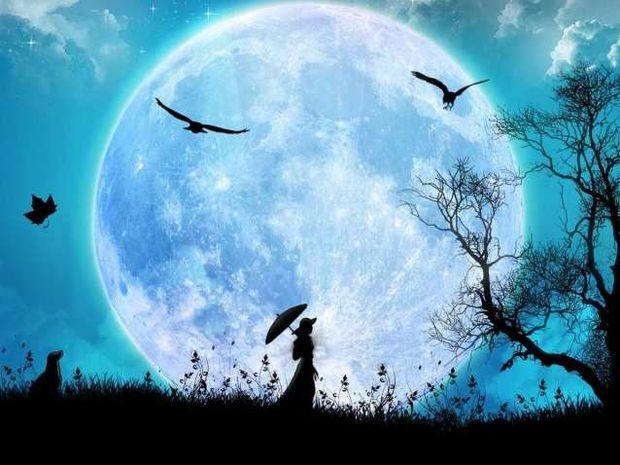 Η καθημερινή επιρροή της Σελήνης από 25 έως 27/2