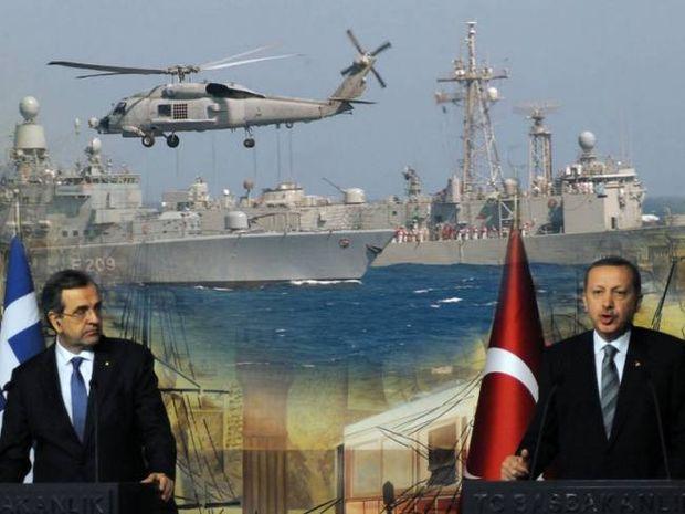 Το «λάθος» των μεταφραστών στη συνέντευξη Σαμαρά - Ερντογάν