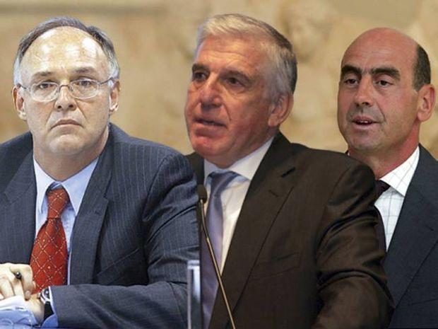 Διώκονται ποινικά οι Δούκας, Παπαντωνίου και Βουλγαράκης