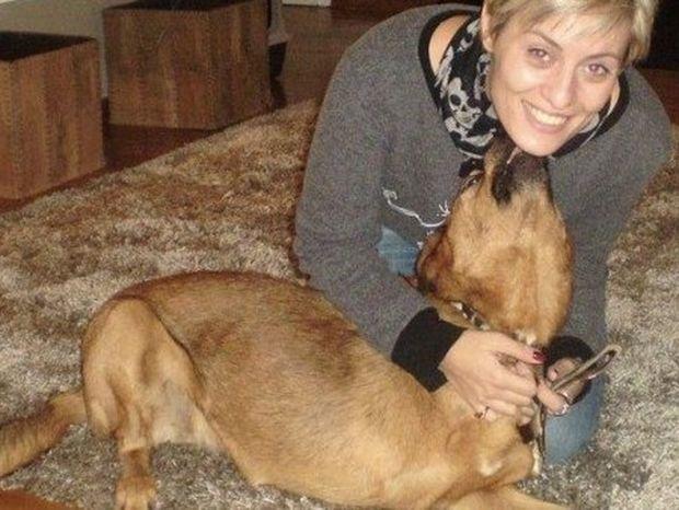 Ελεονώρα Μελέτη: Η αντίδρασή της για τον δολοφόνο σκυλιών