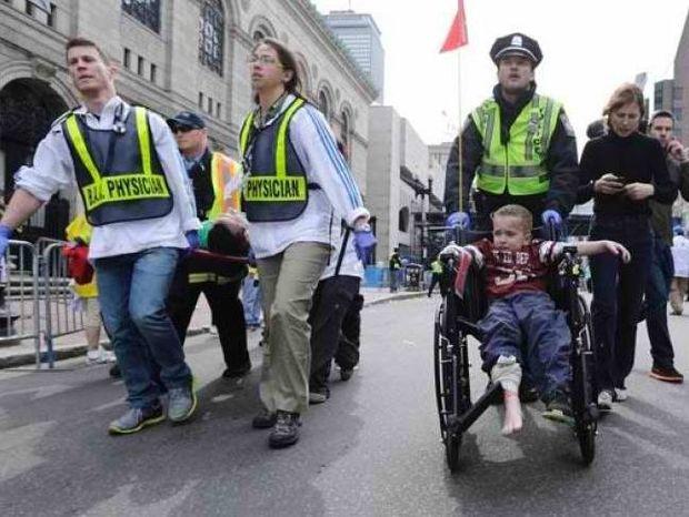 Μαραθώνιος Βοστώνης: Δείτε εικόνες που σοκάρουν