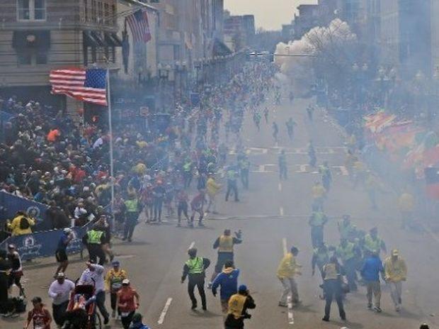 Μαραθώνιος τρόμου στη Βοστώνη
