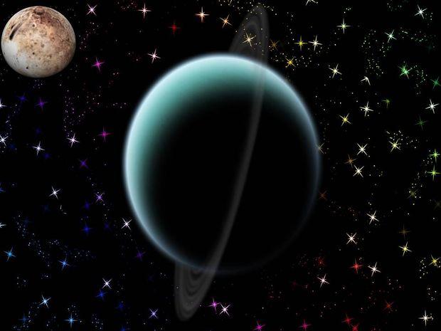 Ο αστρικός Ουρανός και ο αστρικός Πλούτωνας