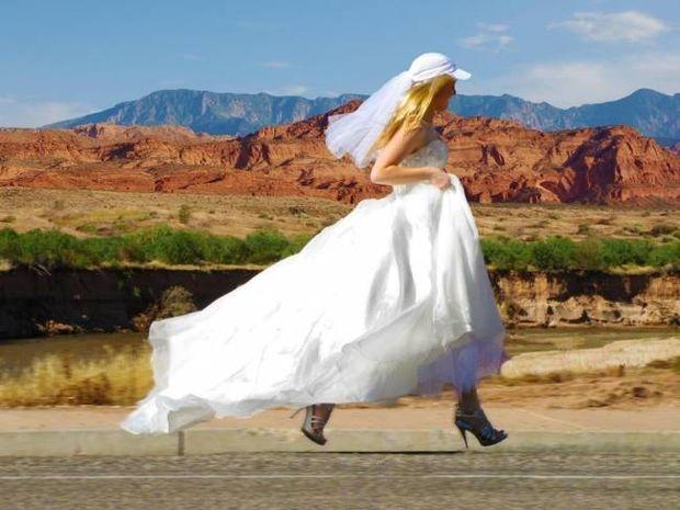 Απίστευτο: Η νύφη το 'σκασε και ο γαμπρός... κέρδισε 75.000 δολάρια