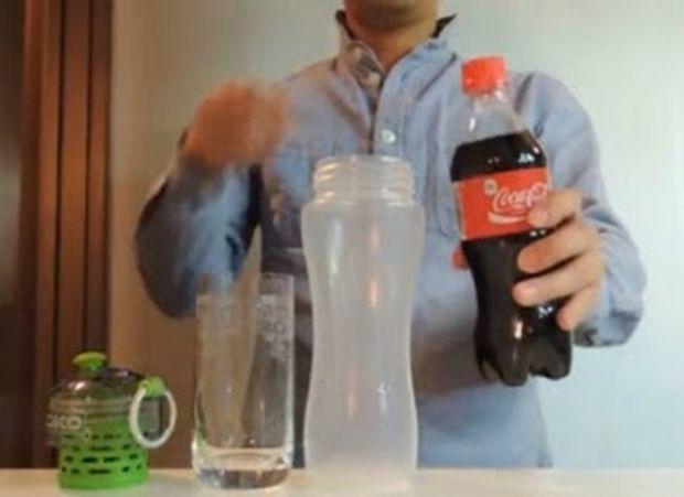 ΑΠΙΣΤΕΥΤΟ VIDEO: Μαγικό φίλτρο μετατρέπει το αναψυκτικό σας σε νερό!