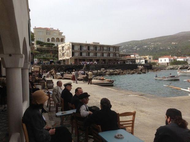 Παντελής Βούλγαρης και Μικρά Αγγλία: Το μεγάλο στοίχημα στο νησί της Άνδρου