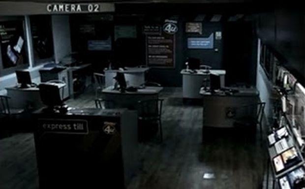 Πιστεύετε στα φαντάσματα; Πριν απαντήσετε δείτε πρώτα αυτό το βίντεο...