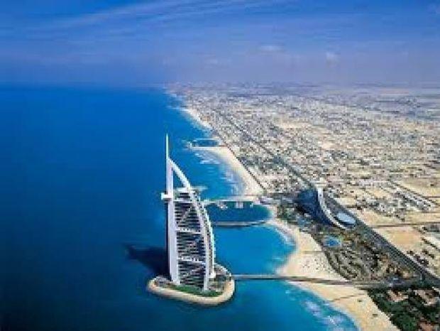 Απίστευτη φωτογραφία: Δείτε πως έγινε το Ντουμπάι μέσα σε λίγα χρόνια