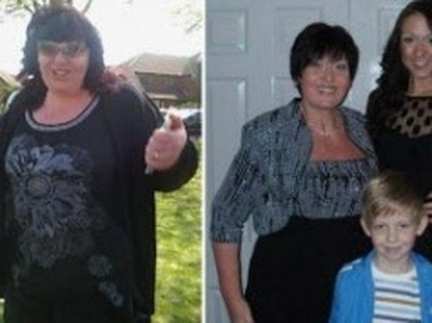 Απίστευτη μεταμόρφωση σε 9 μήνες για να μη ρεζιλεύει το γιο της!