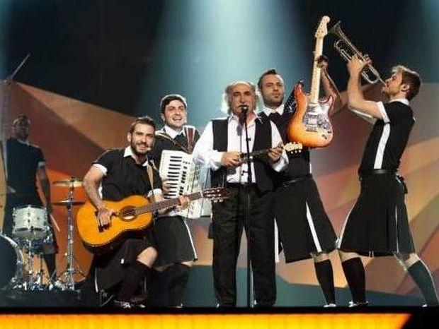 Αγάθωνας Ιακωβίδης και Koza Mostra: Ο ανατρεπτικός συνδυασμός της φετινής Εurovision