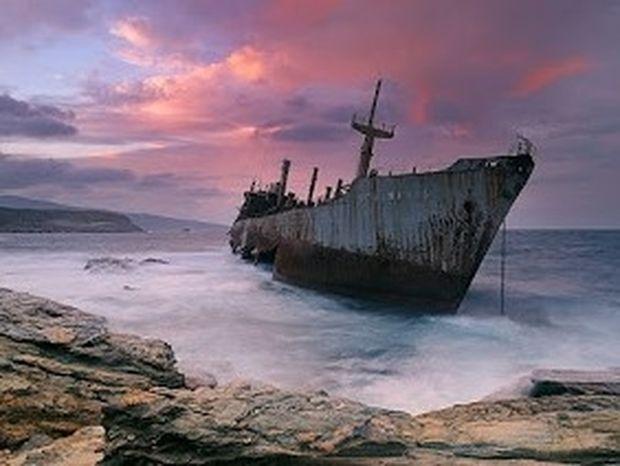 VIDEO: Το ναυάγιο στο Γύθειο