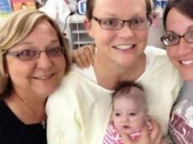 Πρωτοφανές περιστατικό: Γέννησε ενώ ήταν νεκρή και μετά αναστήθηκε!