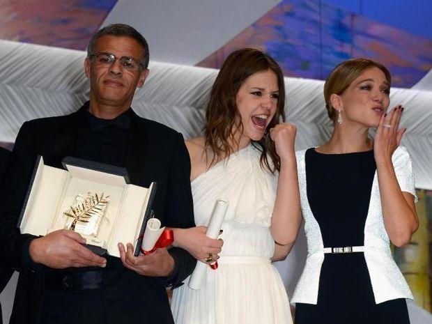 Κάννες 2013: To 66ο Φεστιβάλ και η Adele Εξαρχόπουλος
