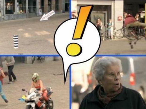 VIDEO: Δείτε την πιο απίστευτη διαφήμιση για τηλεοπτικό κανάλι!
