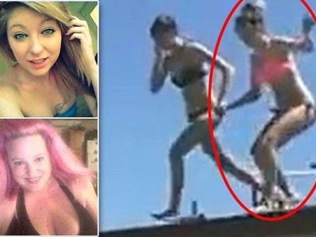 ΣΟΚ: Ανέβασε βίντεο με την κόρη της να σπάει τα πόδια της σε πτώση!