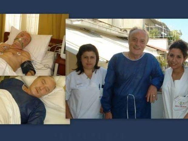 Οι φωτογραφίες του Καρύδη που έκαναν άνω κάτω το facebook και τον ίδιο