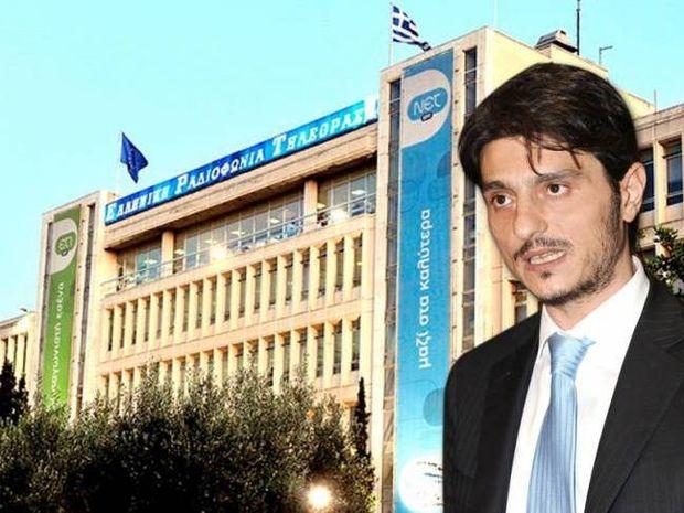 Δημήτρης Γιαννακόπουλος: «Να δοθεί εντολή επαναλειτουργίας της ΕΡΤ σήμερα»