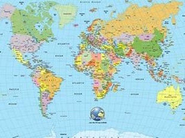 Πώς βλέπουν τον χάρτη κάποιοι συμπατριώτες μας