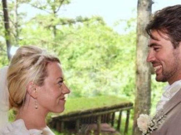 Δείτε την πιο... τρομακτική φωτογραφία γάμου!