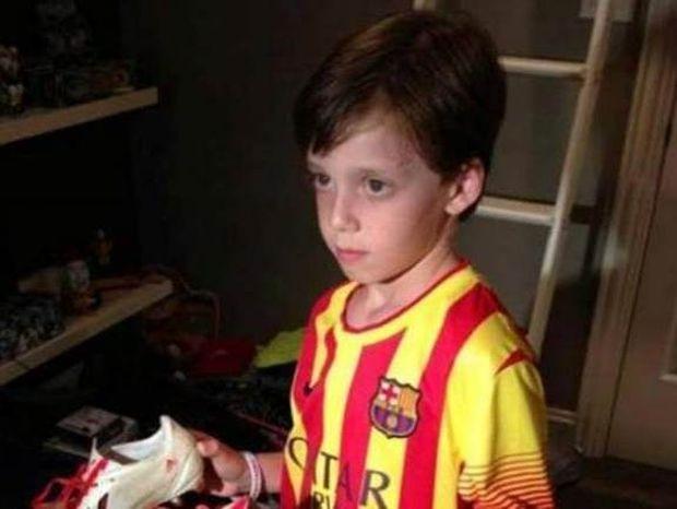Πώς ο Μέσι «πλήγωσε» 9χρονο θαυμαστή του (video)