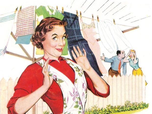 Το κόλπο για να σώσεις το ρούχο που μπήκε στο πλύσιμο