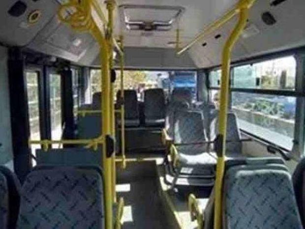 Βίντεο-ΣΟΚ: Οδηγός λεωφορείου οδηγούσε και…