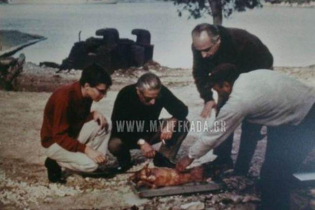 Δείτε σπάνιες φωτογραφίες της οικογένειας Ωνάση από τον Σκορπιό