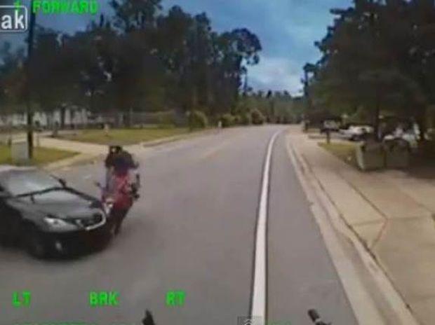 Βίντεο: Τρομακτικό ατύχημα - Και όμως… έζησε