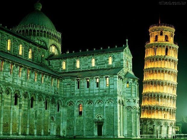 Ο πύργος της Πίζας δεν ήταν ποτέ ίσιος!