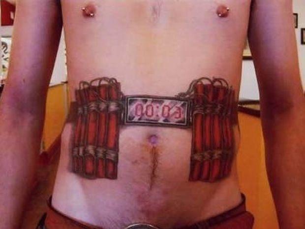 7 θανάσιμα τατουάζ