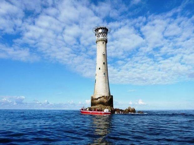 Tο μικρότερο νησί στον κόσμο!