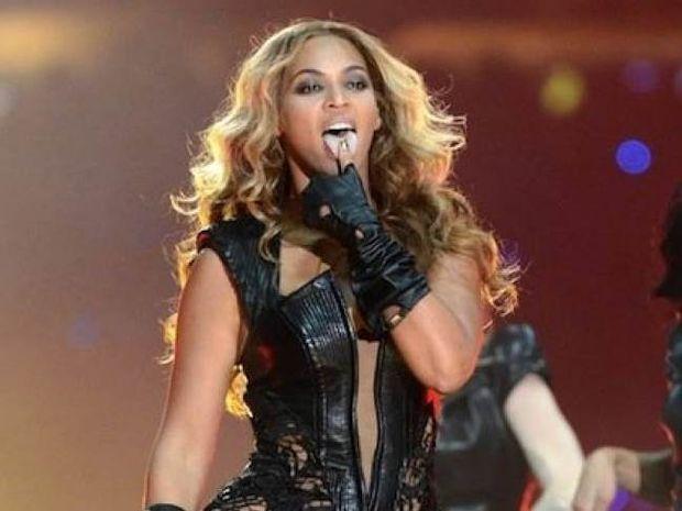 Όταν μέθυσε η Beyonce (pics)