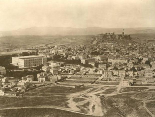 Δείτε πως ήταν η Αθήνα το 1880 – Σπάνιες ΦΩΤΟΓΡΑΦΙΕΣ