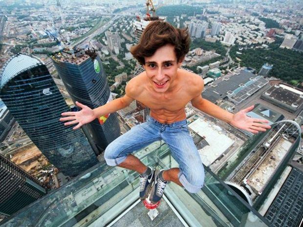 Αυτές είναι οι πιο απίθανες extreme φωτογραφίες στον κόσμο!!!