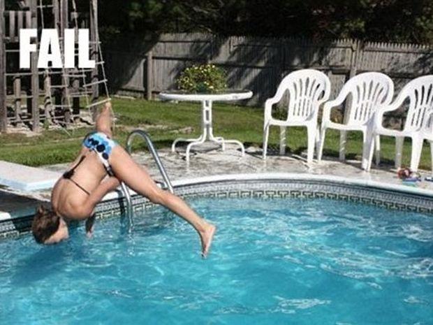 VIDEO: Τα μεγαλύτερα fails σε βατήρες πισίνας