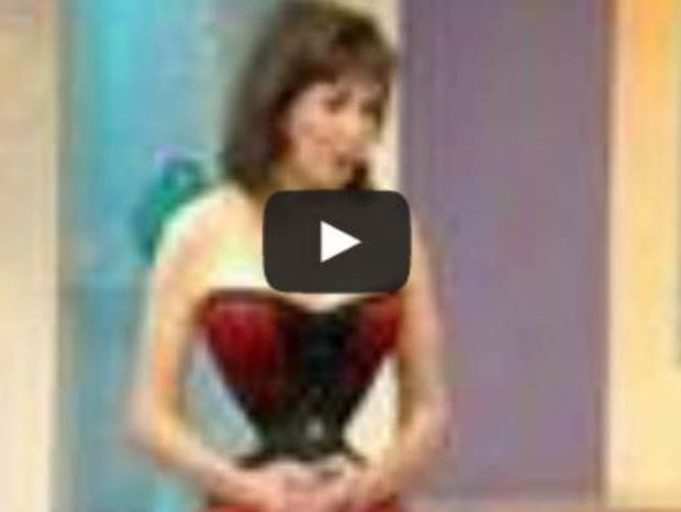 Δείτε την γυναίκα με την πιο λεπτή μέση στον κόσμο!