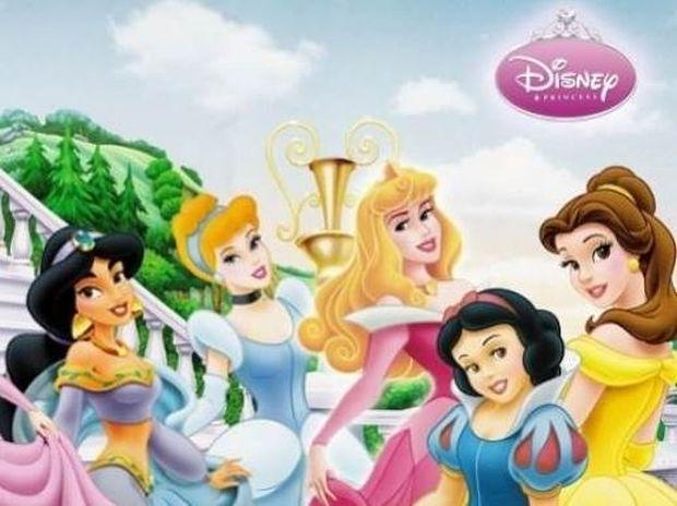 Οι πριγκίπισσες της Ντίσνεϊ υπάρχουν στα αλήθεια!