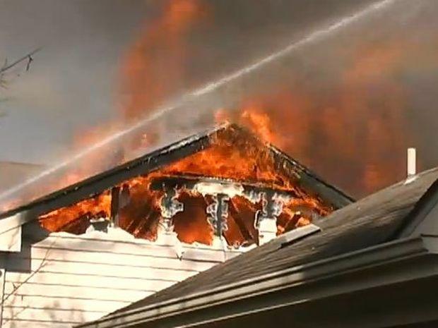 VIDEO: Πυροσβέστης για κλάματα...