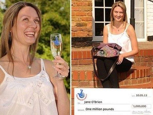 Αυτή η γυναίκα ήταν εκατομμυριούχος αλλά δεν το ήξερε!