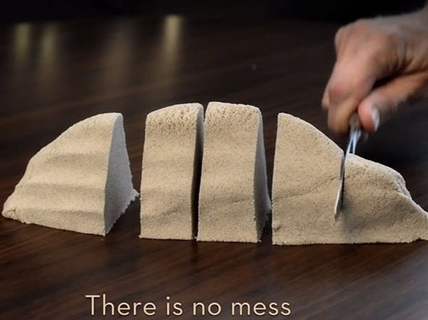 VIDEO: H άμμος που δε στεγνώνει ποτέ