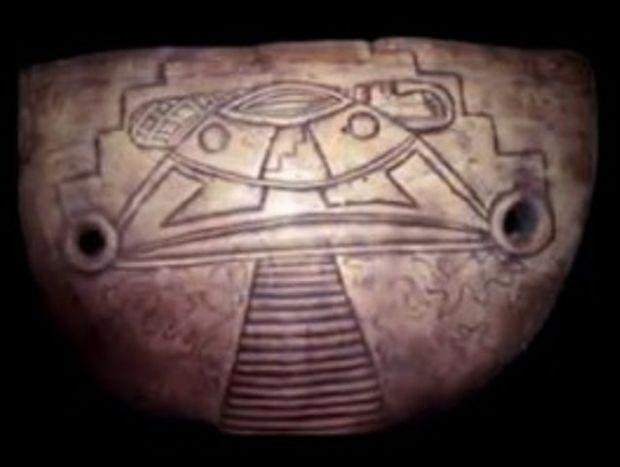 Στη δημοσιότητα στοιχεία για επαφές των Μάγιας με εξωγήινους (video)