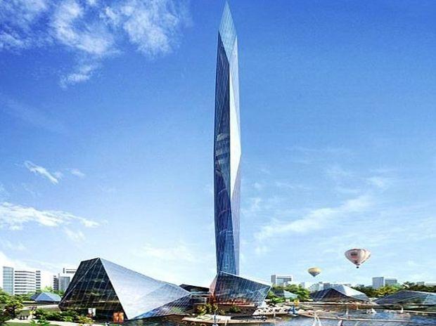 Ετοιμάζεται ο πρώτος «αόρατος» ουρανοξύστης στον κόσμο!